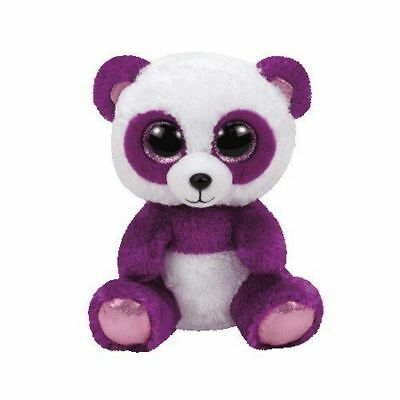 Ty Beanie Babies Boos Boom Boom Panda Plush Soft Toy New With Tags