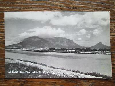 Table Mountain & Devil's Peak From Milnerton, South Africa - Ellis Photographics