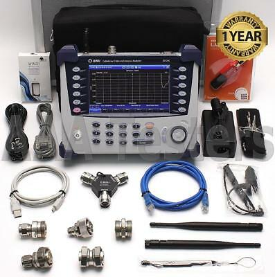 JDSU JD724C CellAdvisor Cable & Antenna Analyzer JD720C Cell Advisor w Bluetooth