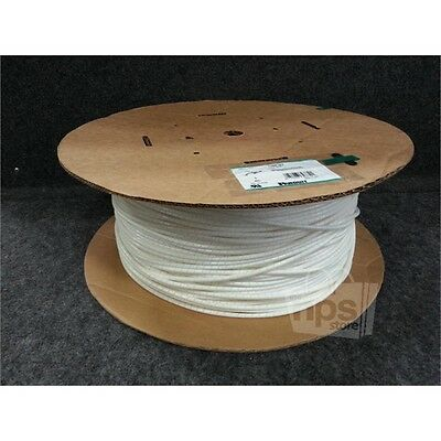 Panduit T25R-MY 1000ft White Fire Resistant Polyethylene Spiral Wire Wrap