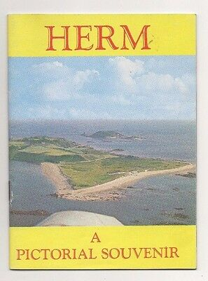 Herm Island - A Pictorial Souvenir, 24 Page Illustrated Booklet