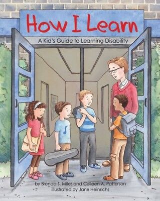 How I Learn: A Kid's Guide to Learning Disabilities (Paperback), ...