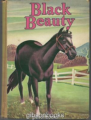 Black Beauty by Anna Sewell 1951 Illustrated by Robert Doremus Whitman