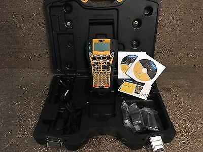 *Excellent* Dymo Rhino 6000 Industrial Handheld Label Thermal Printer