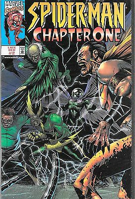 Spider-Man Chapter One No.2 / 1998 Dynamic Forces Variant Cover with Certificate