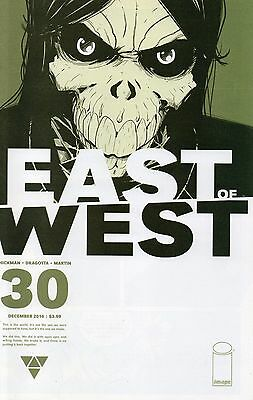 East Of West #30 (NM)`16 Hickman/ Dragotta