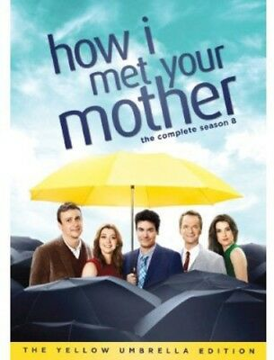 How I Met Your Mother: Season 8 [New DVD] 3 Pack, Ac-3/Dolby Digital, Dolby, S