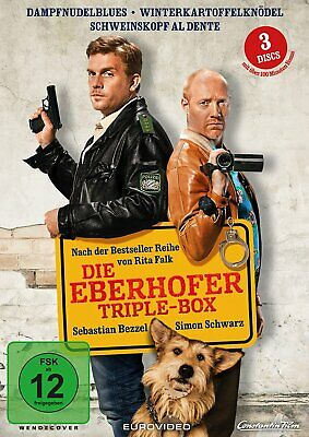 Die Eberhofer-Triple Box - 3-Filme # 3-DVD-BOX-NEU