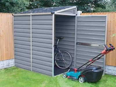 Storage Shed Bike Garden Tools Patio Strong Outdoor 163