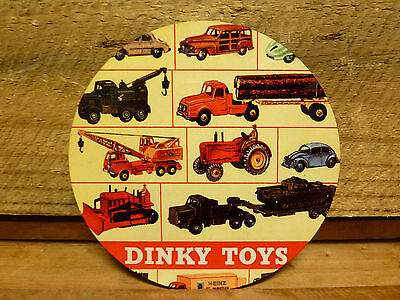 Drink Coaster Set Of 4 - Dinky Toys