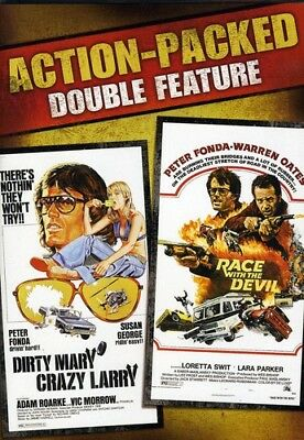 Dirty Mary Crazy Larry / Race With the Devil [New DVD] Dolby, Widescreen