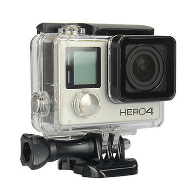 Outdoor Camera Waterproof Protective Case Shell for Go Pro Hero 3 /4 Anti-Fog
