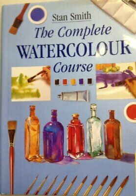 COMP.WATERCOLOUR COURSE 257 by Smith, Stan Hardback Book The Cheap Fast Free