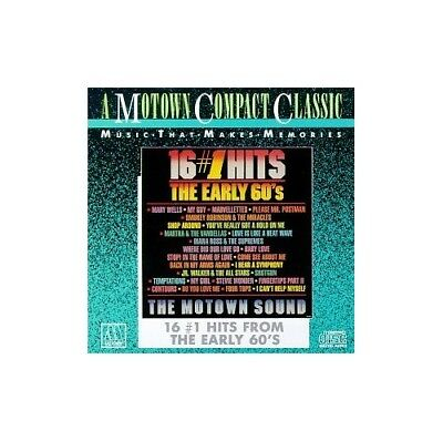 Various Artists - 16 No 1 Hits Early 60's - Various Artists CD EVVG The Fast