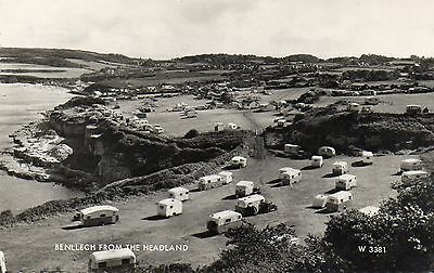 Anglesey - Benllech & The Caravans From The Headland