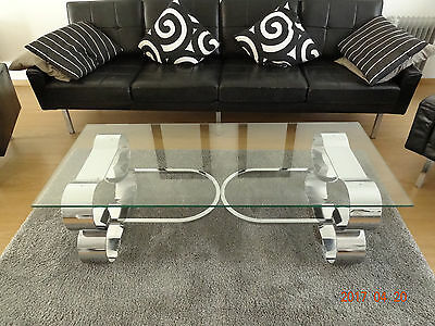 1970 s space age table design bauhaus coffee table for Bauhaus couchtisch