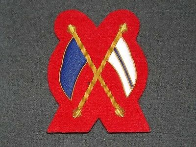 Repro Victorian Infantry Singaller Signals Qualification badge