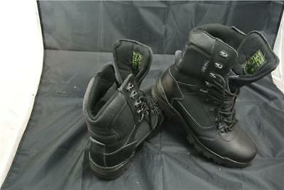 Pro Force Army Boots Uk9 Black Army Cadets Hiking Military Goth