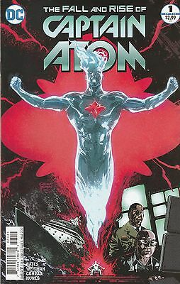 Fall and Rise of Captain Atom #1-6 Complete Set/Cary Bates/Will Conrad/DC Comics