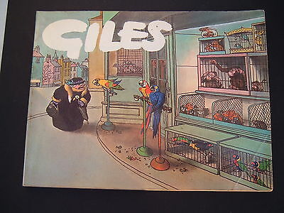 Daily Express Giles Cartoon Annual 1962-63 17th Seventeenth Series. Unclipped