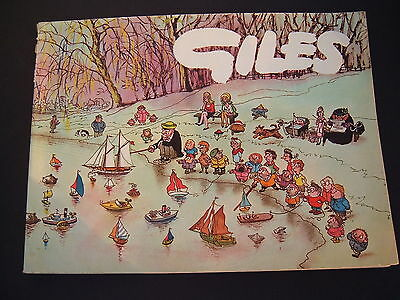Daily Express Giles Cartoon Annual 1964-65 19th Nineteenth Series. Unclipped