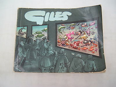 Express Newspapers  Giles Cartoon Annual 1958 - 12th Twelfth Series. Unclipped