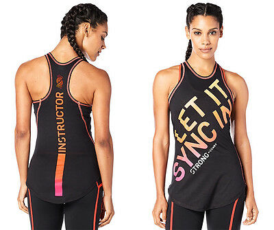 STRONG By Zumba Instructor Tight Tank - Z1S00046