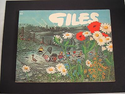 Daily Express Giles Cartoon Annual 1970-71 25th Twenty Fifth Series. Unclipped