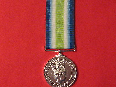 Full Size Falklands Medal South Atlantic Medal Museum Copy Medal With Ribbon.