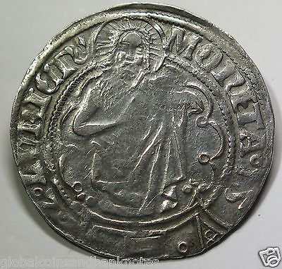 Germany (Lubeck) ,1522  Silver Doppleschlling.. - Very Fine