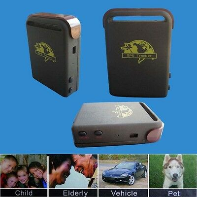 Mini GSM GPRS GPS Tracker Vehicle Truck Car Real time Tracking System Device AE