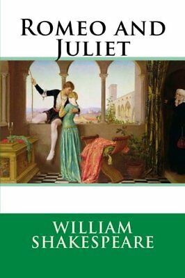 Romeo and Juliet by Shakespeare, William Book The Cheap Fast Free Post