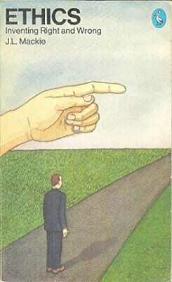 Ethics: Inventing Right and Wrong (Pelican) by MacKie, J. L. Paperback Book The