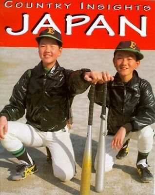 Japan (Country Insights) by Bornoff, Nicholas Paperback Book The Cheap Fast Free