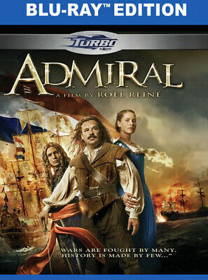Admiral [New Blu-ray] Manufactured On Demand, Subtitled, Ac-3/Dolby Digital