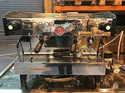 la marzocco linea pb 2 group espresso coffee machine 2000 2 picclick uk. Black Bedroom Furniture Sets. Home Design Ideas