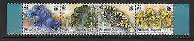 PITCAIRN ISLANDS SG865a 2012 FLUTED GIANT CLAM  MNH