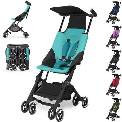 Goodbaby GB Pockit Reisebuggy, Kollektion 2017 - Farbwahl - Neu