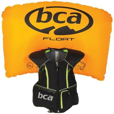 BCA Float MtnPro Vest Mountain Avalanche Airbag Bag Backpack & Cylinder 7639-115