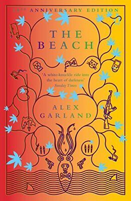 The Beach by Garland, Alex Paperback Book The Cheap Fast Free Post
