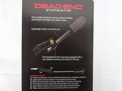 Mathews Genuine Accessories Dead End String Stop replacement