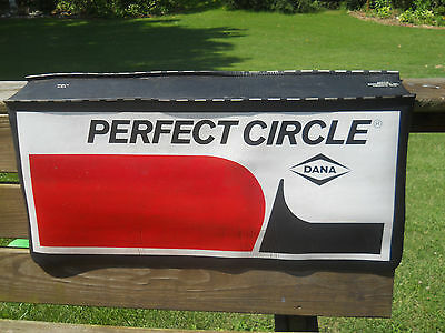 Vintage Dana Perfect Circle Mechanics Fender Cover Protector-EPPCO-Made in USA