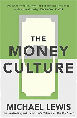 The Money Culture by Lewis, Michael Book The Cheap Fast Free Post