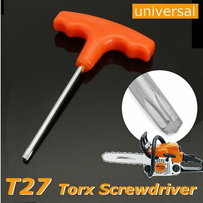 15cm T Handle T27 Torx Driver Screwdriver For Stihl For Makita # 0812 370 1000
