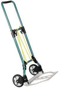 Wolfcraft - Chariot de manutention Charge maximum 70 [5505301] [Turquoise] NEUF