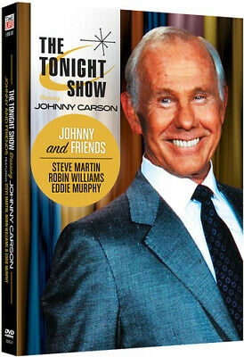Tonight Show Starring Johnny Carson: Johnny & DVD