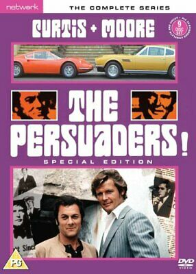 The Persuaders: The Complete Series [DVD] [1971] - DVD  Q4VG The Cheap Fast Free