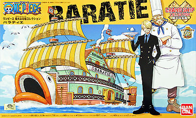 Bandai ONE PIECE GRAND SHIP COLLECTION 10 Baratie