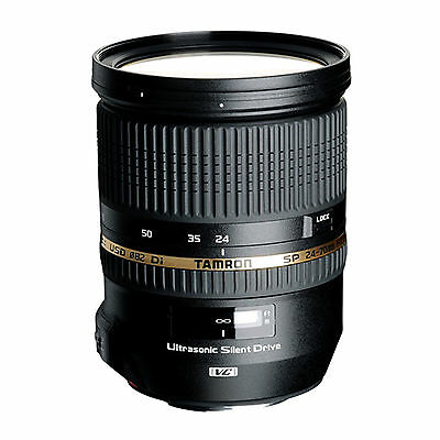 Tamron SP 24-70mm f/2.8 Di USD (for Sony A-Mount) *NEW*