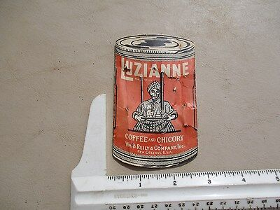 Antique Collectible Advertising Luzianne Coffee Chicory Reily New Orleans Packet
